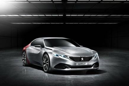 Konsept: Peugeot Exalt