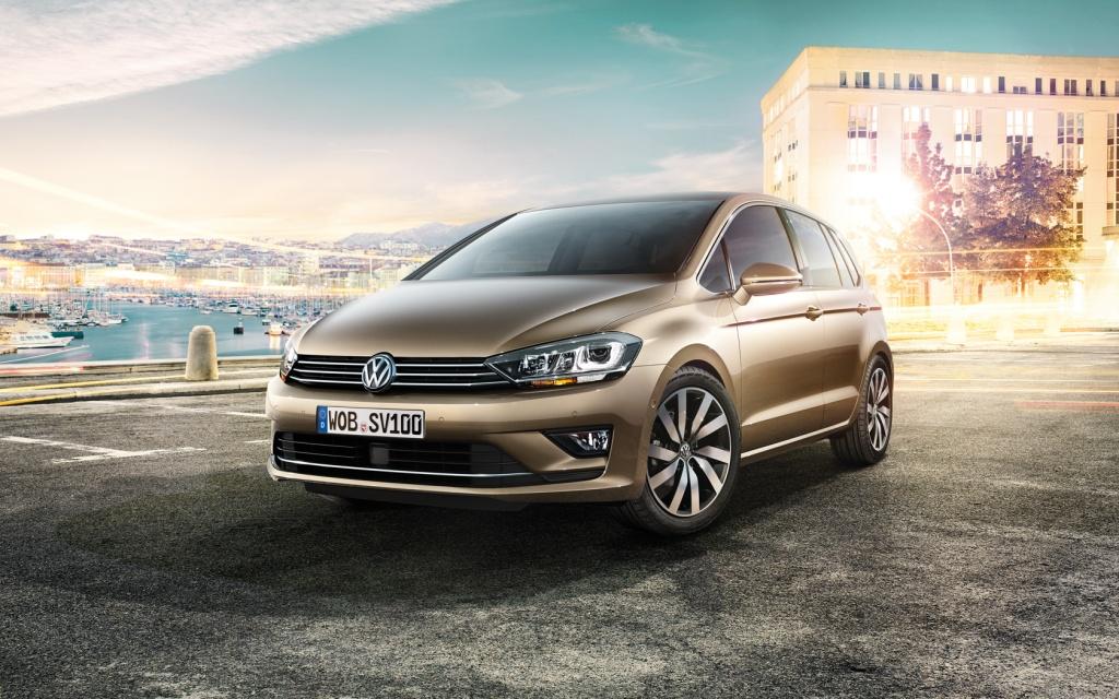 Volkswagen Golf Sportsvan Ön
