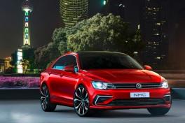 Volkswagen NMC Konsepti Ön