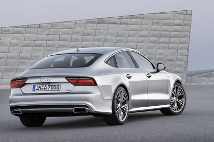 Haber: Audi A7 SportbackMakyajlandı