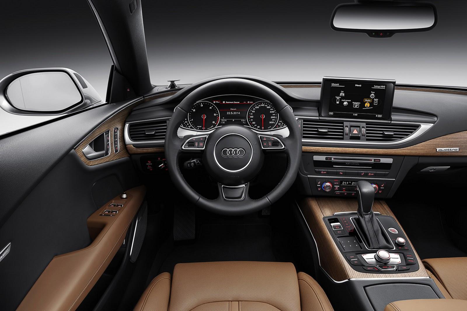 Audi A7 Sportback S7 Otomobil G 252 Nl 252 ğ 252