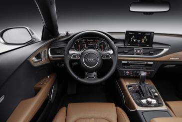 Audi A7 Sportback İç