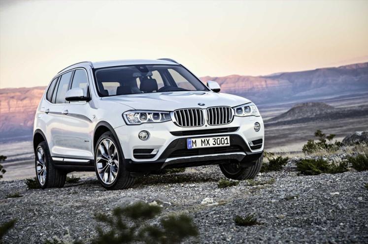 BMW X3 Ön