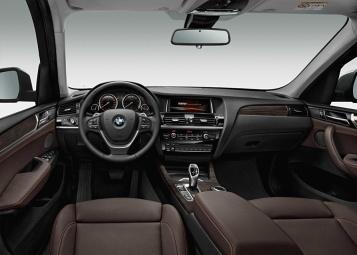 BMW X3 İç