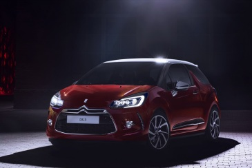 Citroen DS3 Ön
