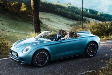 Mini Superleggera Vision Konsepti Yan