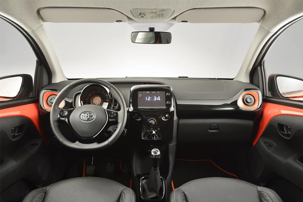 Toyota Aygo İç
