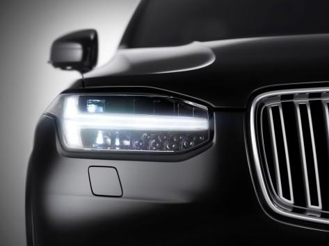Volvo XC90 Ön 2