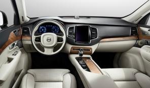 Volvo XC90 İç