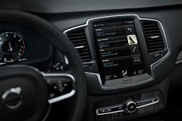 Volvo XC90 Orta Konsol