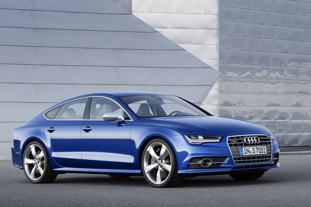 Audi S7 Sportback Ön