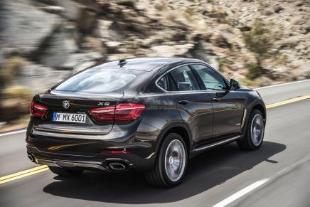Haber: 2015 BMW X6Tanıtıldı!