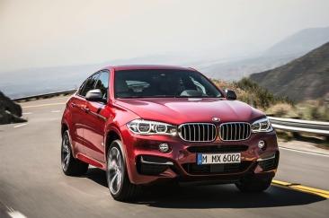 BMW X6 Ön