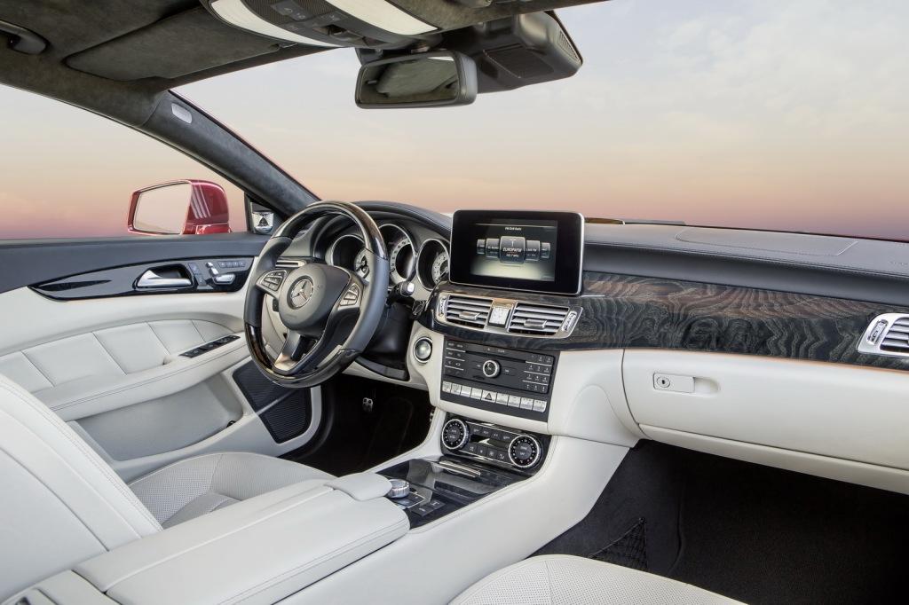Mercedes-Benz CLS İç
