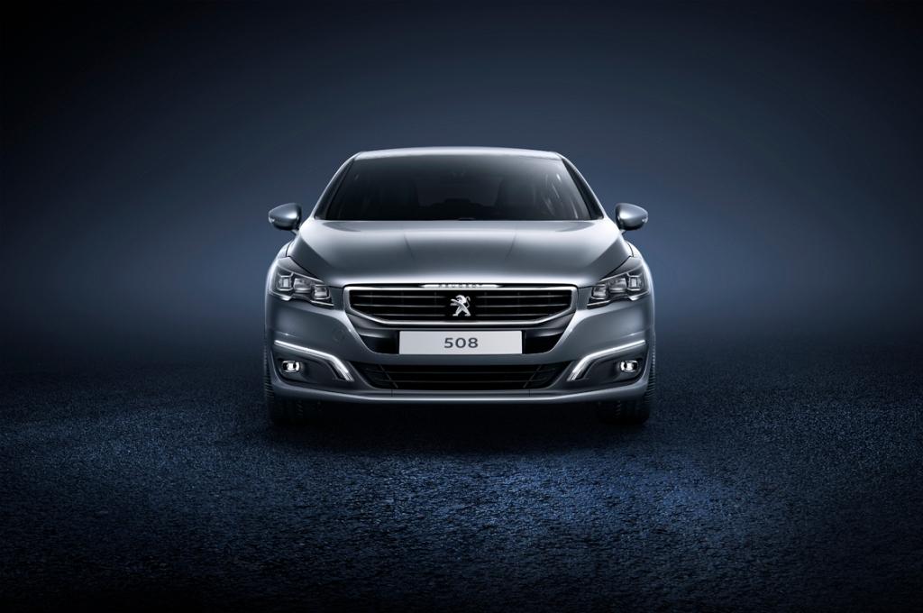 Peugeot 508 Ön 2