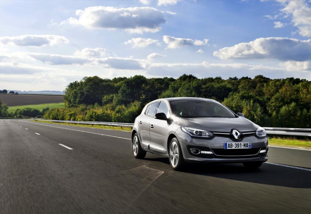 Renault Megane Ön