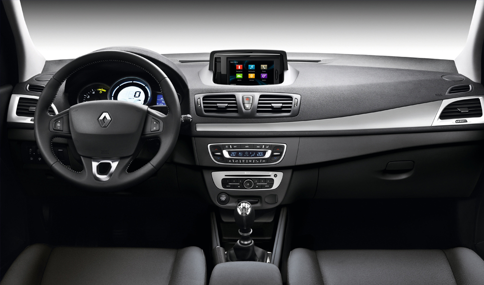 Renault Megane İç