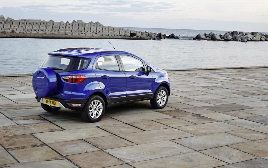 Ford Ecosport Arka