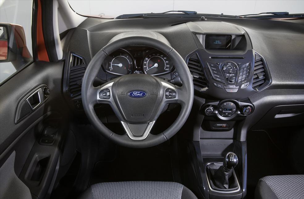 Ford Ecosport İç