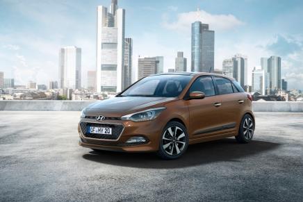 Haber: Yeni Hyundai i20Göründü!
