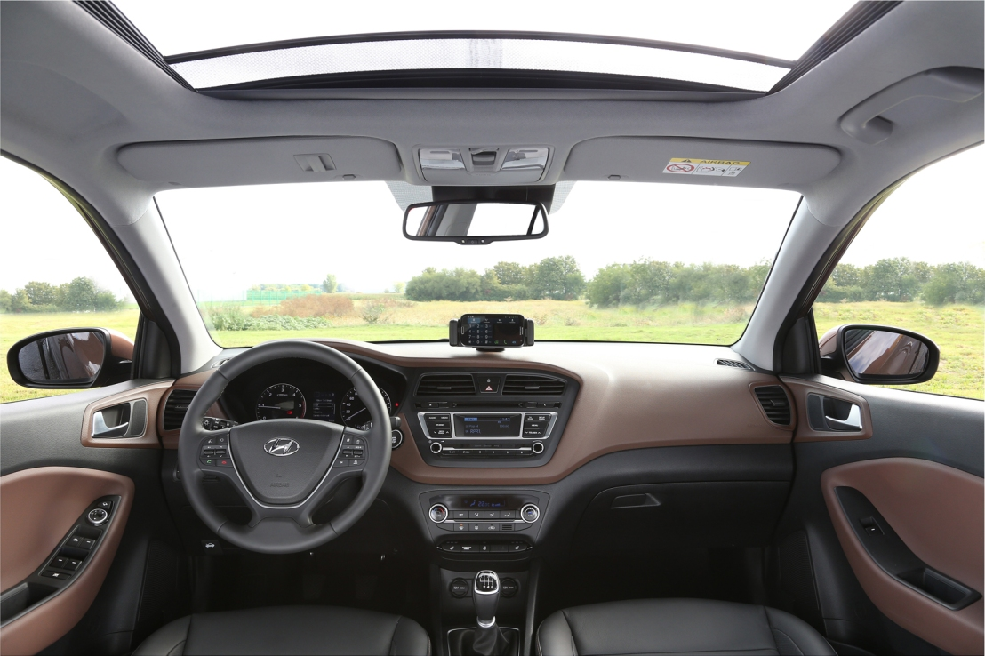 Hyundai i20 İç 2