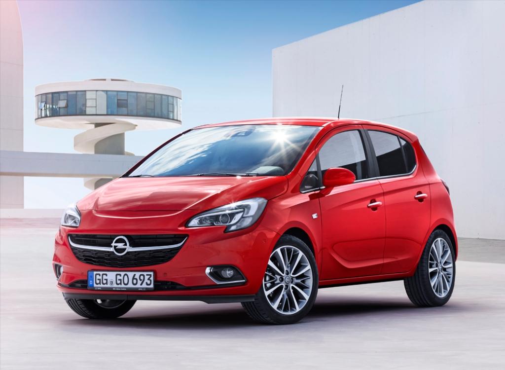 Opel Corsa Ön