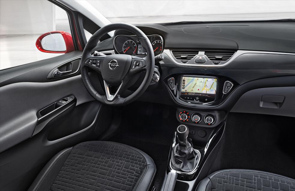 Opel Corsa İç