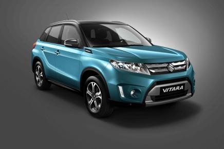 Haber: Yeni Suzuki VitaraDoğrulandı!