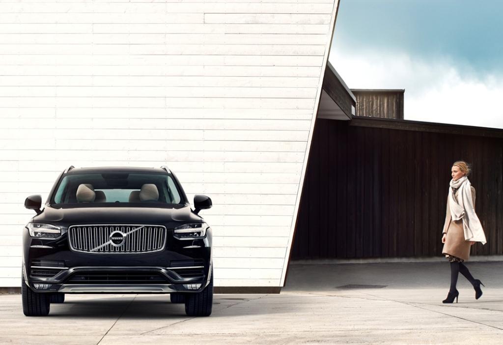 Volvo XC90 Ön 5