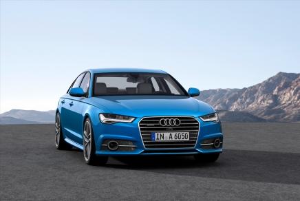 Haber: Makyajlı Audi A6Göründü!