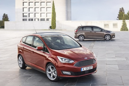 Haber: Ford C-MAX AilesiMakyajlandı!