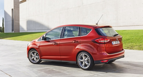 Ford C-MAX Arka