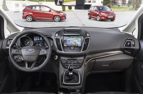 Ford C-MAX İç