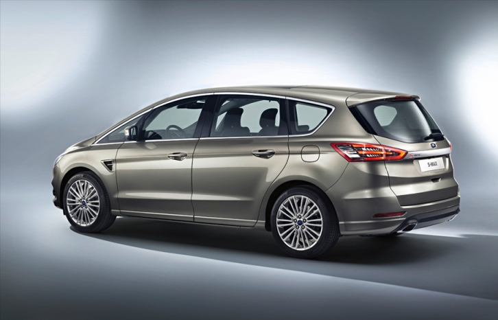 Ford S-MAX Arka