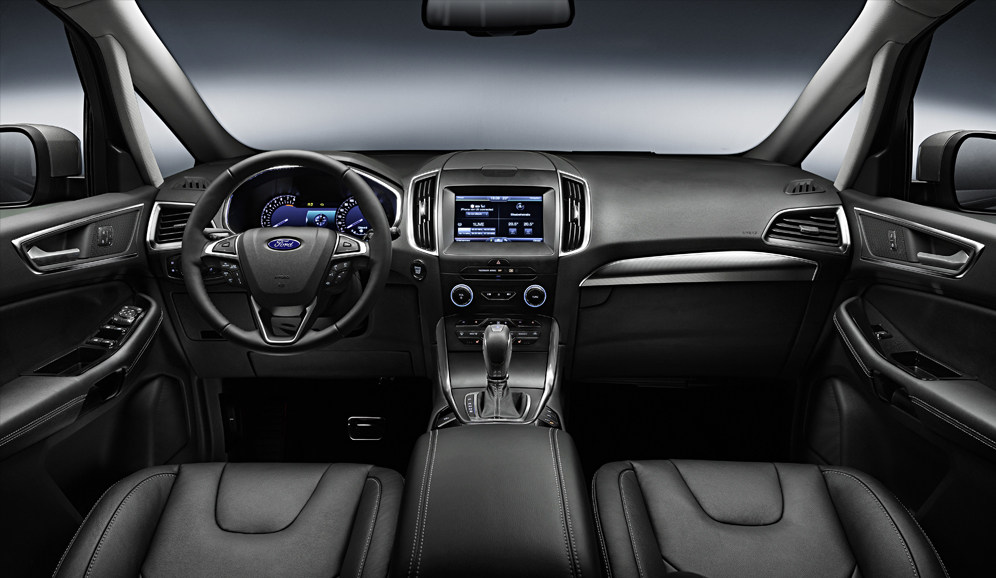 Ford S-MAX İç