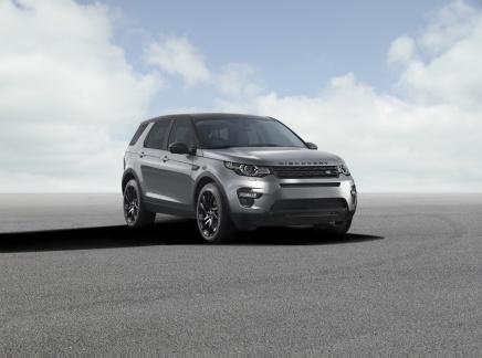 Haber: Yeni Land Rover Discovery SportTanıtıldı!