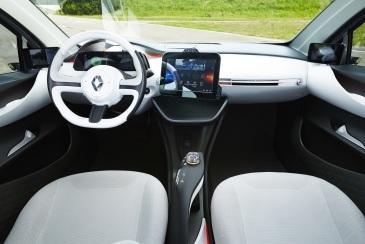 Renault Eolab İç