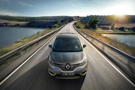 Haber: 2015 Renault EspaceGöründü!
