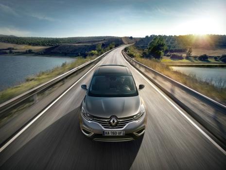 Renault Espace Ön
