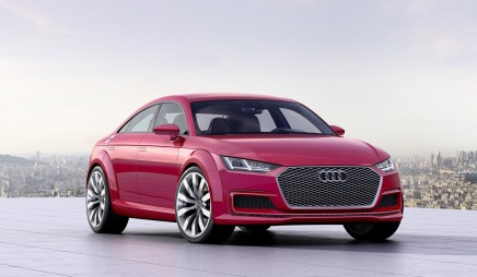 Konsept: Audi TTSportback
