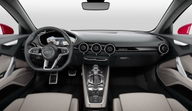 Audi TT Sportback İç