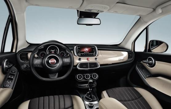 Fiat 500X İç 2