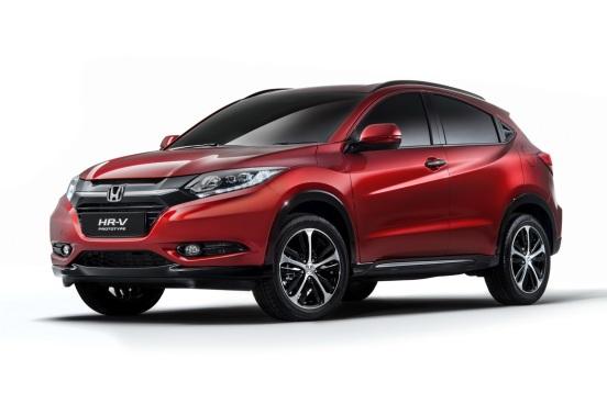 Honda HR-V Prototipi Ön