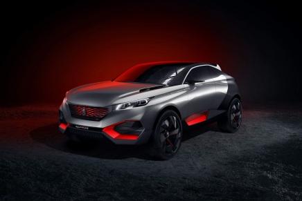 Konsept: Peugeot Quartz