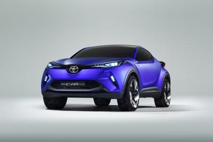 Konsept: Toyota C-HR