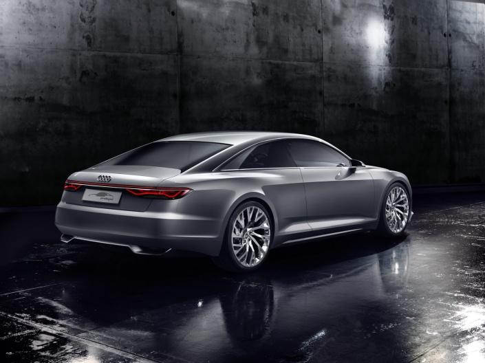 Audi Prologue Konsepti Arka