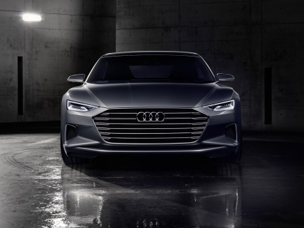 Konsept: Audi Prologue