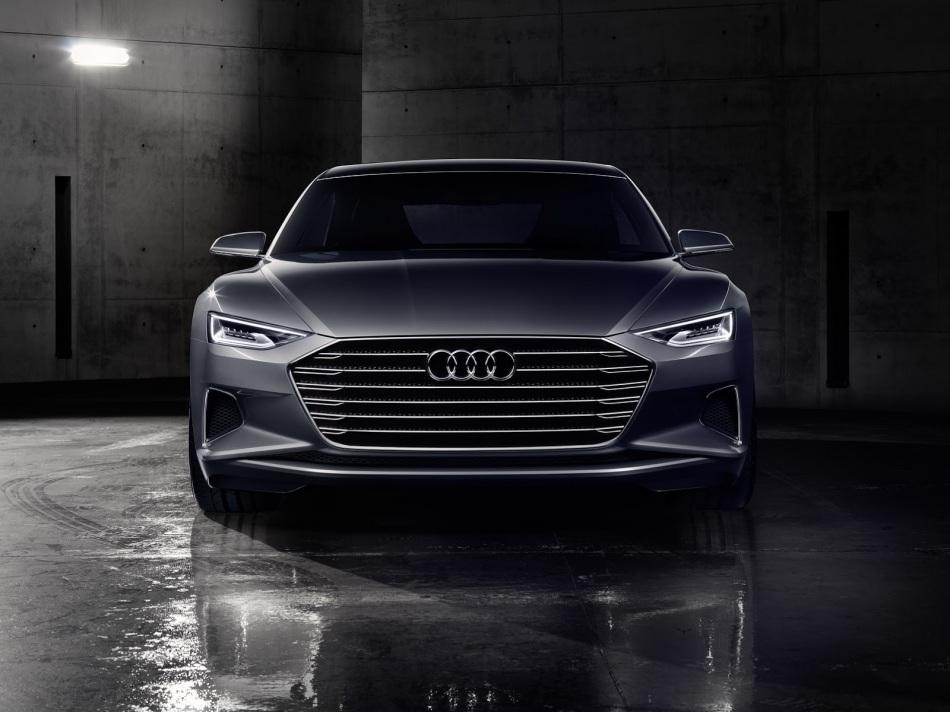 Konsept: Audi Prologue
