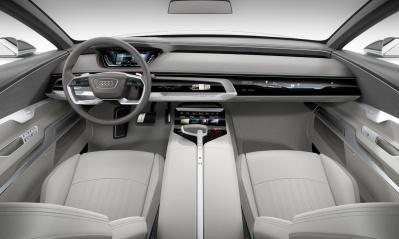 Audi Prologue Konsepti İç