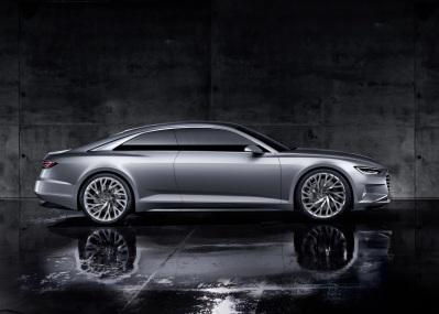 Audi Prologue Konsepti Yan